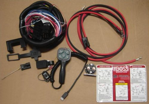 Boss Hand Held Kit With Electrics - V Plow MSC015100