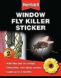 Window Fly Killer Sticker