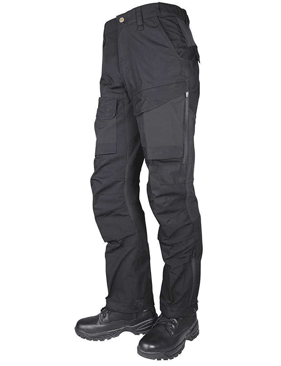 Tru-Spec 1432 24-7 Men's Xpedition Pants, Rip-Stop, Black Altanco