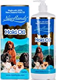 Newflands Hoki Pet Fish Oil, Natural, Veterinary Grade, Food Supplement For Dogs and Cats, 33.8oz (1 liter)