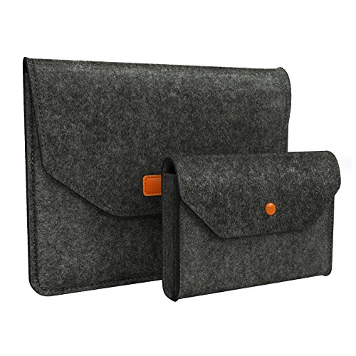 Macbook Sleeve Swees Leather Charger