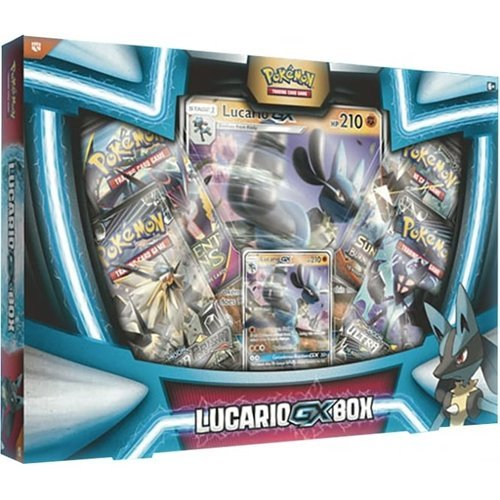 Pokemon Pokémon Tcg: Lucario-GX Collectible Cards