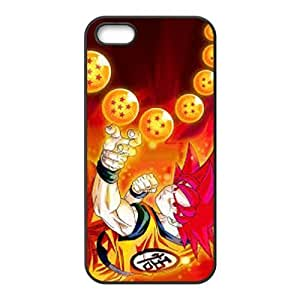 Drangon ball z iPhone 5S Custom Case Stylish DIY Pattern Smooth Hard Case Fits For iPhone 5S New