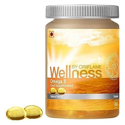 Oriflame wellness omega 3 food supplement 60 capsules amazon oriflame wellness omega 3 food supplement 60 capsules stopboris Gallery
