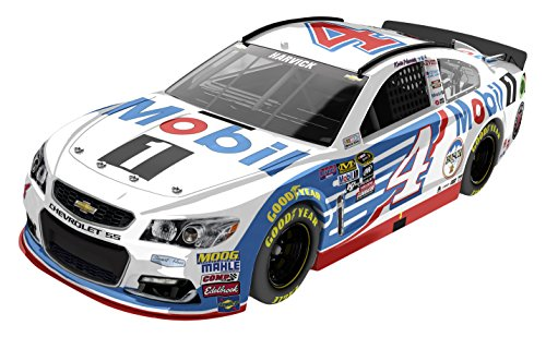 Lionel Racing Kevin Harvick #4 Mobil 1 2016 Chevrolet SS NASCAR Diecast Car (1:24 Scale) by Lionel Racing