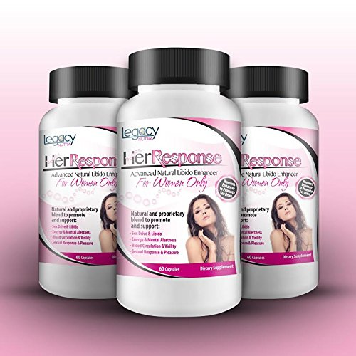 Horny Goat Weed Extract With Maca Root Libido Enhancer For -8226
