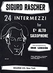 24 Intermezzi: Solos with Piano…