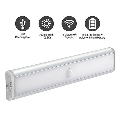 xingyu-xy lámpara armario, 10 LED lámpara detector de movimiento automático, el uso