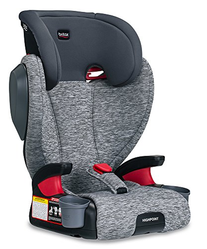 Britax Highpoint Belt-Positioning Booster Seat, Asher Review