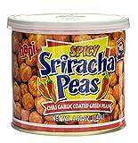 Hapi Sriracha Peas, 4.9-Ounce (Pack of 6)