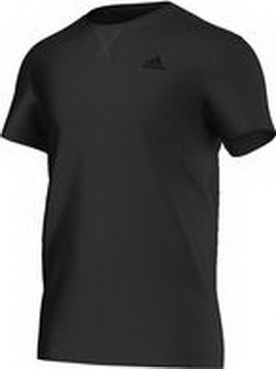 adidas - Shirts - Sport Essentials Tee - Black - XS