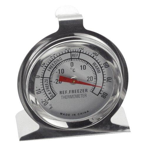 Judge - Termómetro para frigorífico/congelador, color plateado ...