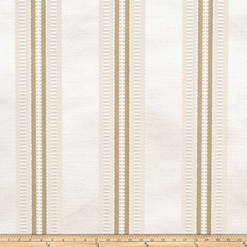 Trend 1898 Oyster Fabric by The Yard ()