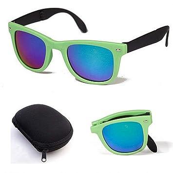 TDPYT Gafas De Sol Plegables Hombre Mujer Gafas ...