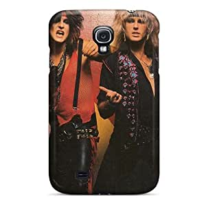 AnnaDubois Samsung Galaxy S4 Scratch Protection Mobile Cover Support Personal Customs Colorful Guns N Roses Pattern [wpw16285eRHQ]