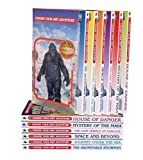 img - for The Abominable Snowman/Journey Under the Sea/Space and Beyond/The Lost Jewels of Nabooti/Mystery of the Maya/House of Danger (Choose Your Own Adventure 1-6) (Box Set 1) book / textbook / text book