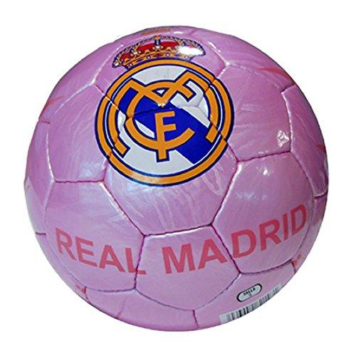 Real Madrid Gran de balón de fútbol de rosa: Amazon.es: Jardín