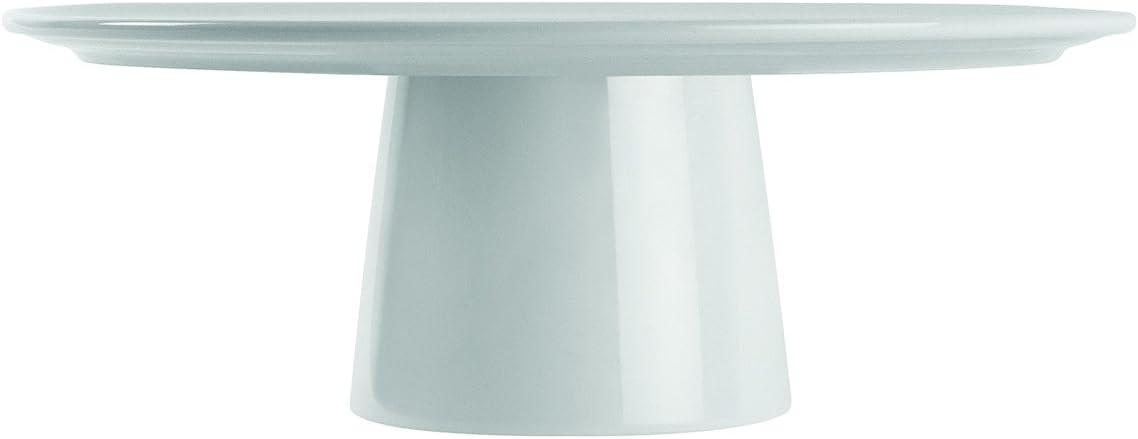 /Coffret/ /Soporte para Tartas Porcelana Color Blanco DEGRENNE/