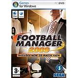 Football Manager 2009 (PC) (MAC)by Sega