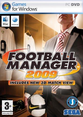 Football Manager 2009 - 2009 Football Match