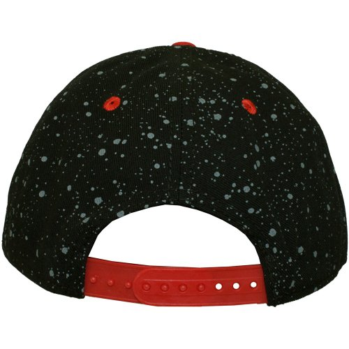 and Red Sprecklz Cayler Snapback Black Sons 2Tone fd01URq