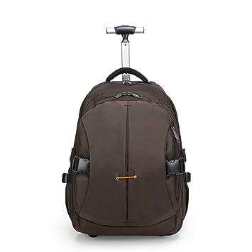4a703d41b98 Maleta con equipaje de mano aprobado para el vuelo de la mochila con  trolley
