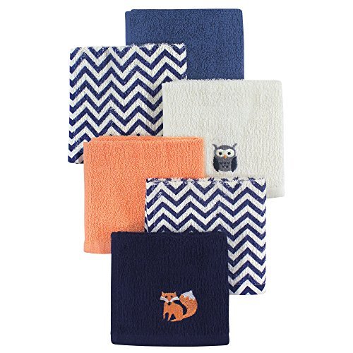 Hudson Baby Piece Washcloths Forest product image
