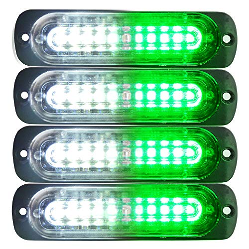 Green And White Led Emergency Lights in US - 5