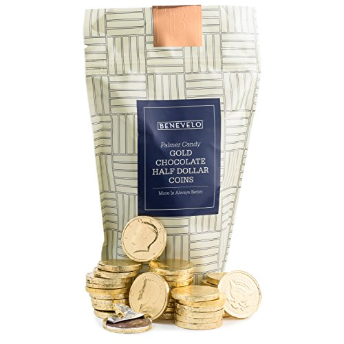 Benevelo Gifts Hanukkah Gelt - 2 Pound Bag