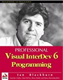 Professional Visual Interdev 6 Programming by Ian Blackburn (1999-09-02)