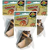Zoo Med Hermit Crab Growth Shell, X-Large (Pack of 3)