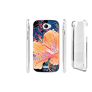 FUNDA CARCASA FIORE ART GIALLO PARA WIKO BARRY