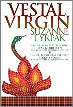 Vestal Virgin: Romantic suspense in ancient Rome by [Tyrpak, Suzanne]