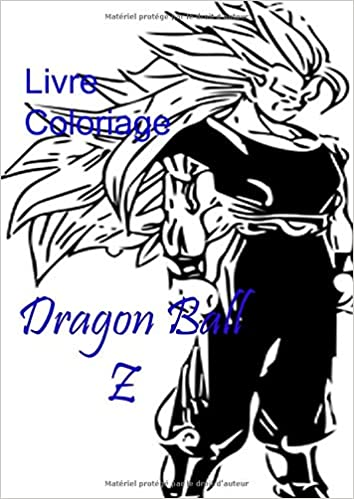 Livre Coloriage Dragon Ball Z Pour Enfants 39 Illustrations Format A4 29 7 X 21 French Edition Taieb Chehaima Mohamed 9781698078342 Amazon Com Books