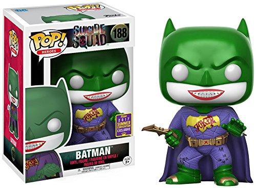 Funko Pop! - Batman The Joker exclusive 2017  Suicide Squad