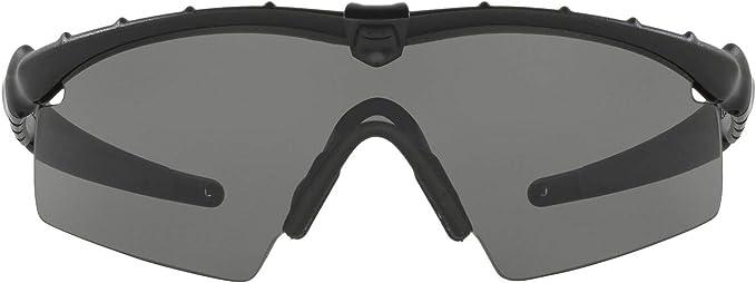 prima sangue Feudale  Amazon.com: Oakley Men's OO9046 M Frame 2.0 Strike Shield Sunglasses, Matte  Black/Grey, 30 mm: Shoes