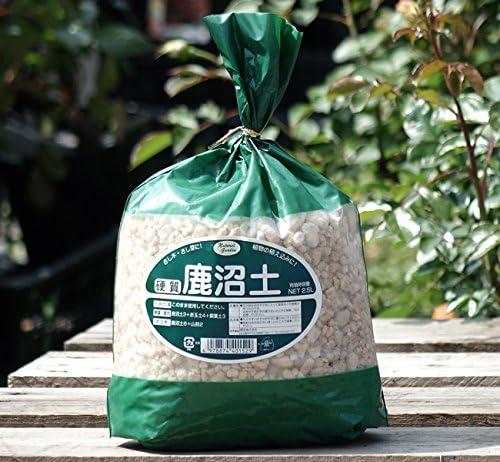 【お手頃サイズ】 硬質 鹿沼土 (2.5L) 【資材】 通気性 保水性 土壌改良材 土壌改良剤 園芸資材