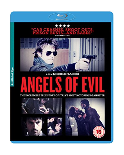 Angels of Evil [Blu-ray]