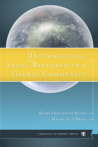International Legal Research In A Global Community