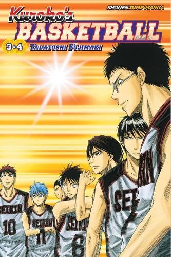 Kuroko's Basketball (2-in-1 Edition), Vol. 2: Includes Vols. 3 & 4 (Kurokos Basketball)