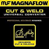 Magnaflow 94006 Universal Catalytic Converter (Non CARB compliant)