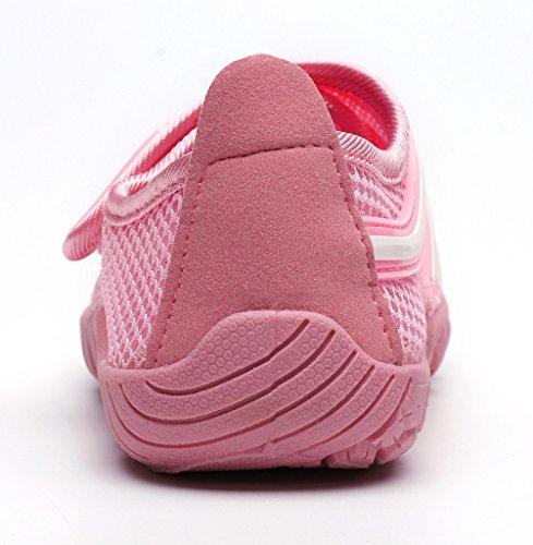 Pictures of DADAWEN Kid's Boy's Girl's Pink 9.5 M US Toddler 5