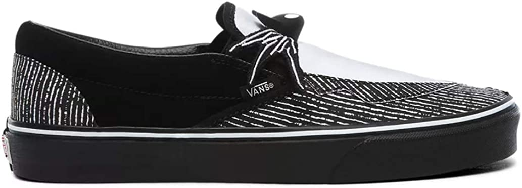Vans Kids Classic Slip-on, Baskets Mode Mixte Bébé Disney Jack Nightmare