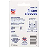 Rite Aid Compression Finger Sleeves, Multi-Pack