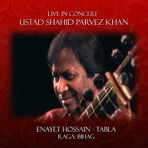 Limited price sale Live In Concert: Parvez Super beauty product restock quality top Shahid Khan