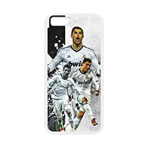 cool cristiano ronaldo images wallpapers iPhone 6 4.7 Inch Cell Phone Case White Delicate gift JIS_418560