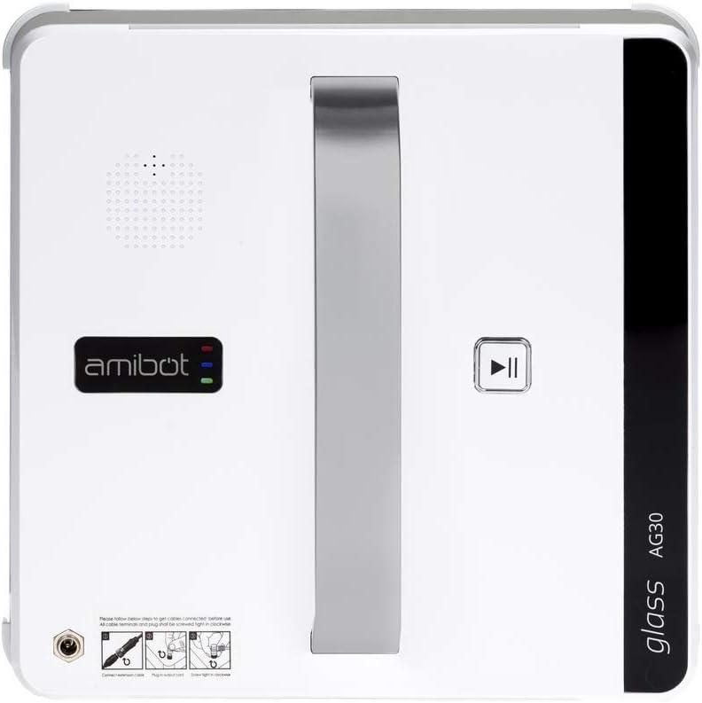 AMIBOT Glass AG30 - Robot limpiacristales: Amazon.es: Hogar