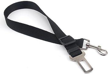 Cdet Perros cinturón de Seguridad Cuerda retráctil Accesorios para ...