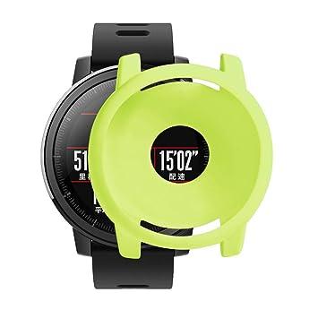 Protector Case para Huami Stratos 2/2S Smartwatch, Zolimx Suave ...