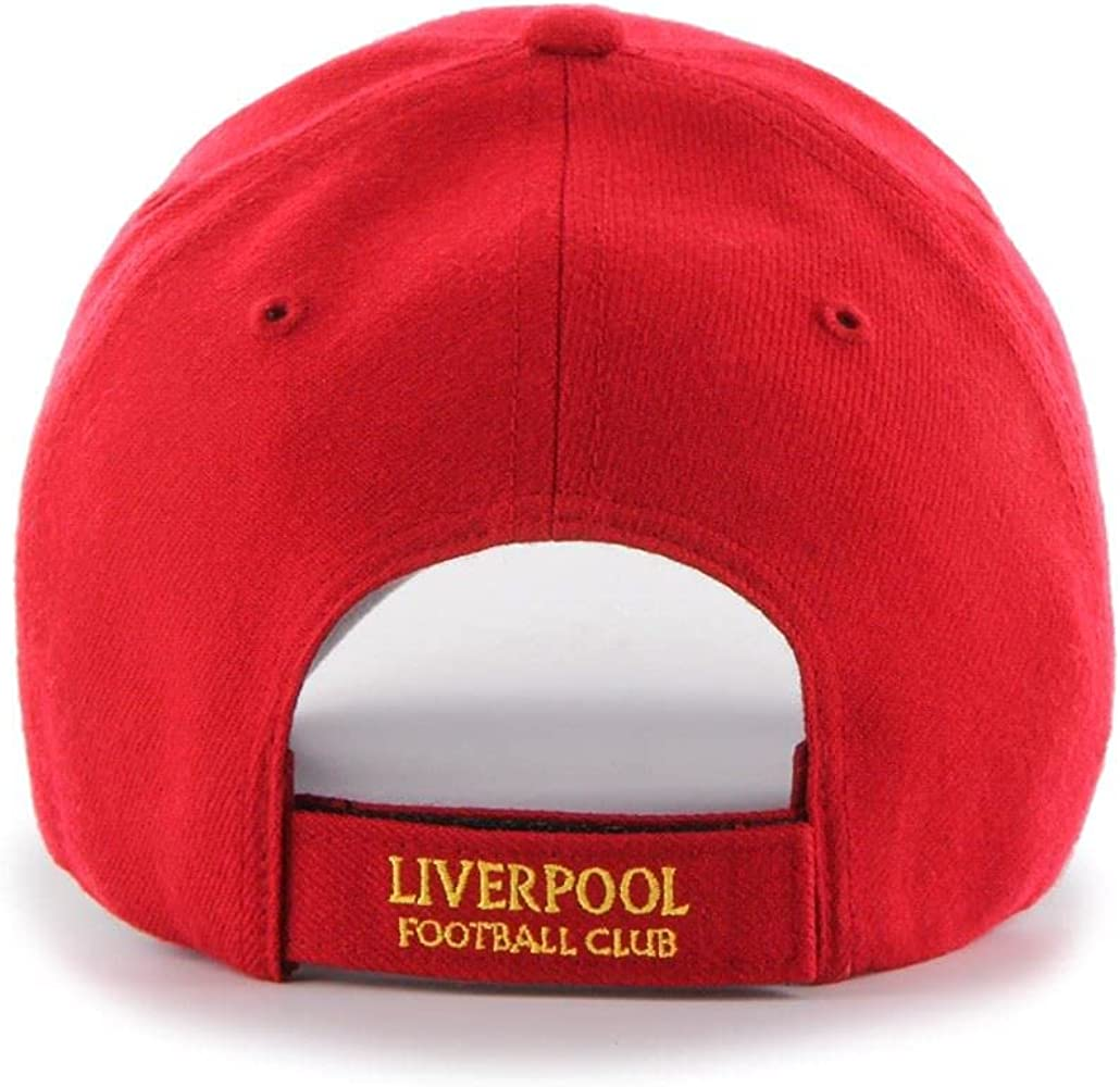 Official Liverpool FC Football Adults /'47 Formation MVP V2 Cap